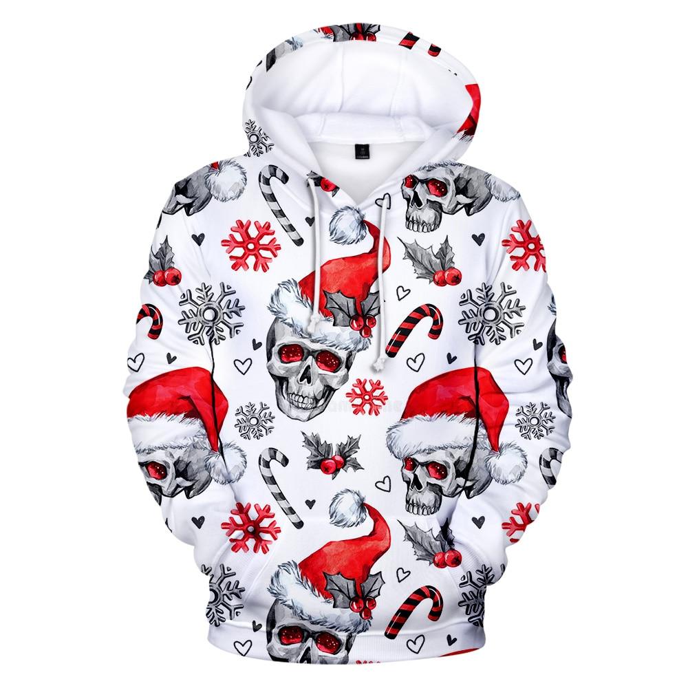 3D Christmas Hoodies Men&Women 5