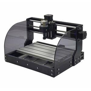 Desktop Laser Engraving Machine CNC 3018 ProBM Wood CNC Router DIY Hobby Laser Engraver V3 GRBL Laser Printer CNC Cutting Tool(China)