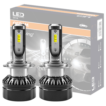 OSRAM H7 LED Car Headlight H11 H1 H4  LED bulb HB4 HB3 9005 9006  led headlight car lamp 12v 19W 6000K Increase brightness 50%