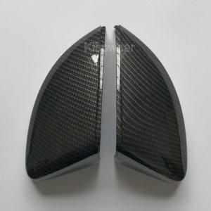 Image 2 - Колпачки для зеркал с боковыми крыльями Audi A3 S3 8V RS3 (углеродный вид) 2017, замена 2015 2016 2018 2013 2014 2019
