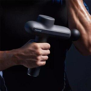 Image 2 - オリジナルxiaomi yunmai筋肉マッサージピストルプロ基本強力な深部組織マッサージワークアウトruningて治療筋肉痛リリーフ