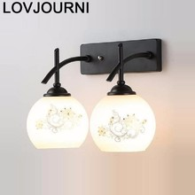 Badkamer Verlichting Lamp Lampe Loft Decor Bedroom Lampara De Pared Interior Applique Murale Luminaire Wandlamp Wall Light