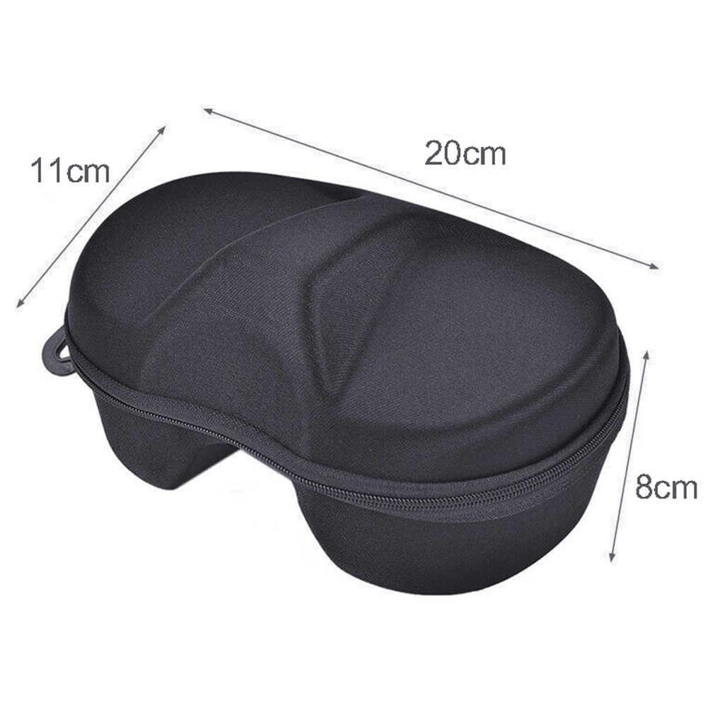 EVA Snow Ski Eyewear Case Skiing Goggles Sunglasses Carrying Hard Box Case S5O0