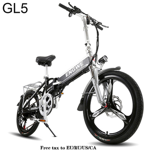 Electric bike 20inch Aluminum Folding electric Bicycle 400W Powerful bike 48V12.5A Battery Mountain ebike Snow/beach/city e bike