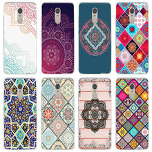 Mooie Mandala Patroon Silicone Soft Cover TPU Telefoon Gevallen voor Xiao mi mi note max 2 3 4 5 5S 5X6 6X8 9 SE A1 A2 Lite Plus(China)