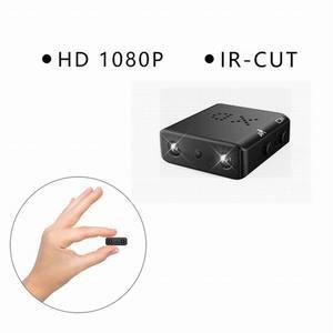 Plus petit HD 1080P Mini caméra Vision nocturne caméra vidéo détection de mouvement gizli caméscope micro dv dvr enregistreur Oculta petite caméra