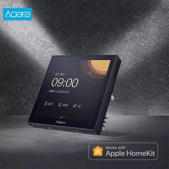 Aqara-Panel S1 | Zigbee3.0 | Requiere hub Aqara | Apple Homekit