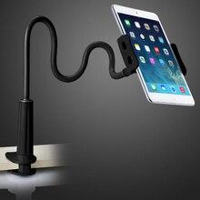 tablet holder for Ipad Samsung Xiaomi Flexible Long Arm Tablet stand Holder Desktop desk Bed Lazy Bracket 360 degree Rotating