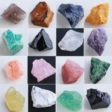 1pc 20g-60g Natural Rock Amethyst Raw Crystal Rough Stone Mineral Specimen Collection Lrregular Energy Quartz