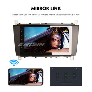 Image 2 - 6283 Android 9.0 Car Stereo 6 Core for Mercedes Benz Class C/CLK/CLC W203 DAB+ TDT 4G WIFI Touch Autoradio Multimedia player