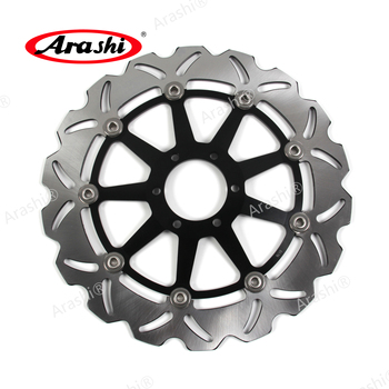 Arashi 1PCS For APRILIA RS125 1998-2011 CNC Front Brake Disc Brake Rotors  RS 125 1998 1999 2000 2001 2002 2003 2004 2005 2006