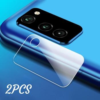 Funda de vidrio templado para samsung galaxy s20, ultra Protector de pantalla de cámara para samsung note 10 s10 lite note10 plus s10e
