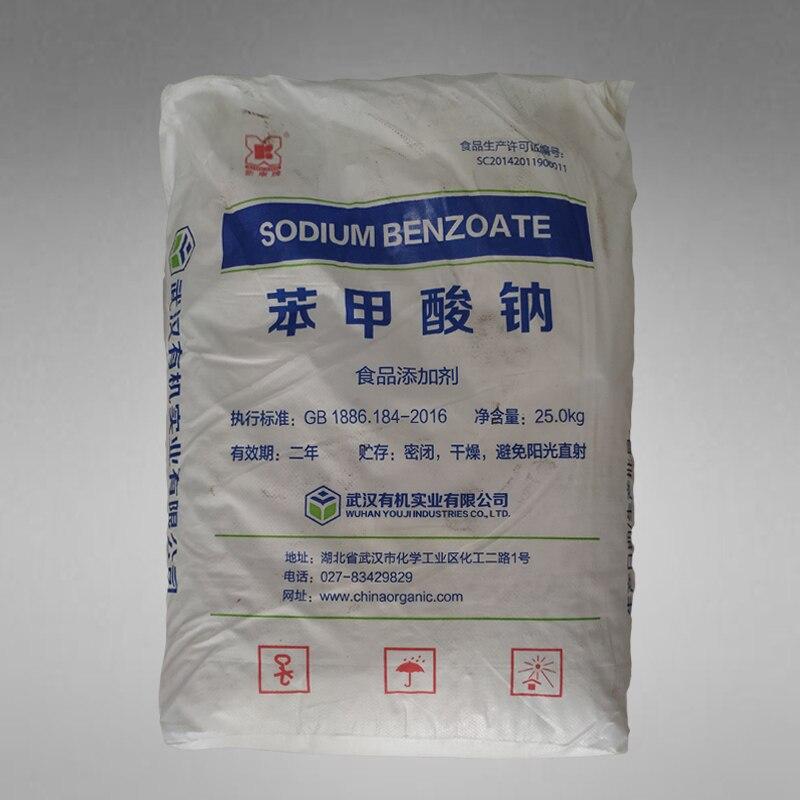 Sodium Benzoate Preservative