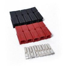 Заводские Прямые Anderson 30A одноступенчатый штекер маленький красный и черный разъем питания с терминалом 5 пар в комплекте