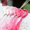 6 шт., Шелковые нитки с вышивкой