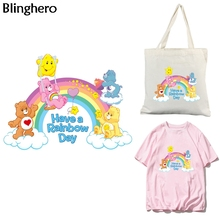 Blinghero Cartoon Thermal Patches Cute Iron-on Patch Stickers T-shirt Jacket Heat Transfer Patches DIY Pacth BH0350 blinghero cartoon thermal patches cute iron on patch stickers t shirt jacket heat transfer patches diy pacth bh0350
