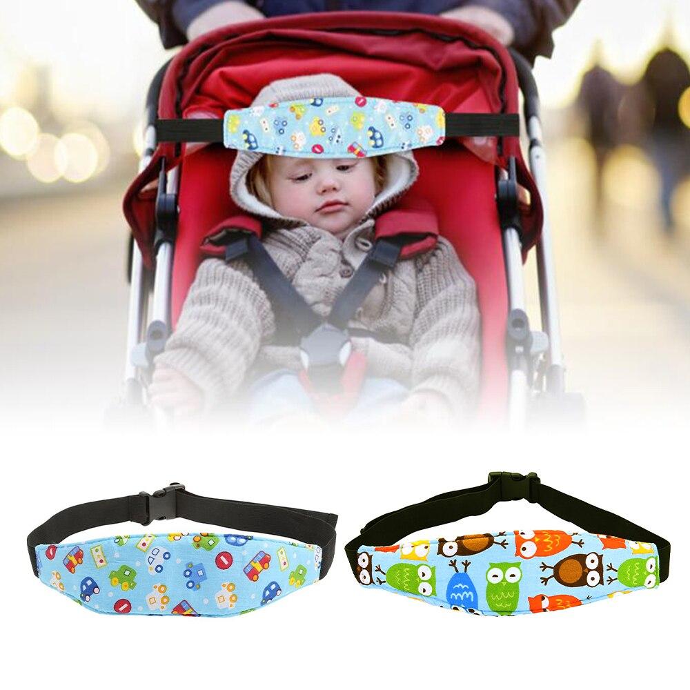 Купить детский автомобильный ремень безопасности с креплением на голову