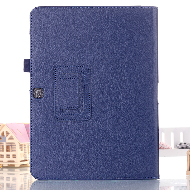 Film Pen For Samsung Galaxy Tab 4 10.1 Inch T530 T531 T535 SM-T530 T533 SM-T531 SM-T535 Tab4 Tablet Case Bracket Leather Cover