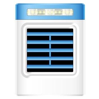 Mini ventilateur portatif silencieux de climatisation d'économie d'énergie de refroidissement de maison de charge d'usb