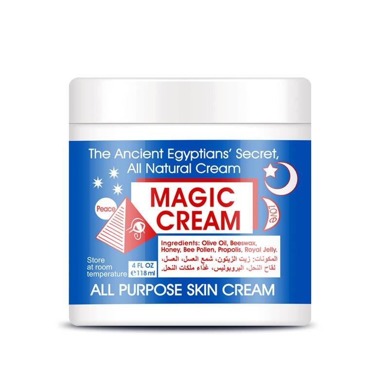 Egyptian Secret Magic Facial Cream All Purpose Skin Face Cream Natural Anti Aging Wrinkle Moisturizing Nourishing Acne Repair