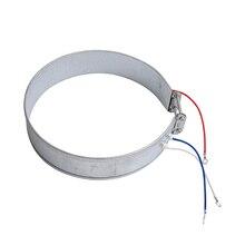 150 мм 220 В 700 Вт тонкополосный нагревательный элемент для электрической плиты бытовая электрическая техника части нагревательного элемента