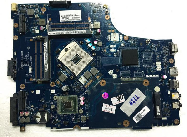 LA-6911P motherbaord for <font><b>Acer</b></font> aspire <font><b>7750</b></font> 7750G laptop <font><b>motherboard</b></font> without GPU MBRN802001 LA-6911P original 100% tested image