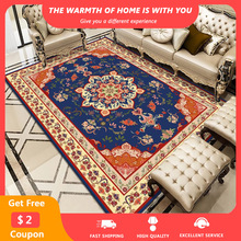 Persian-Carpets Bedroom Nordic-Washable Rugs Alfombra Non-Slip Living-Room Bohemia