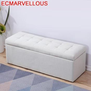 Taburete Plegable para sala De estar, Taburet Bancos De Madeira, sofá, cambio...