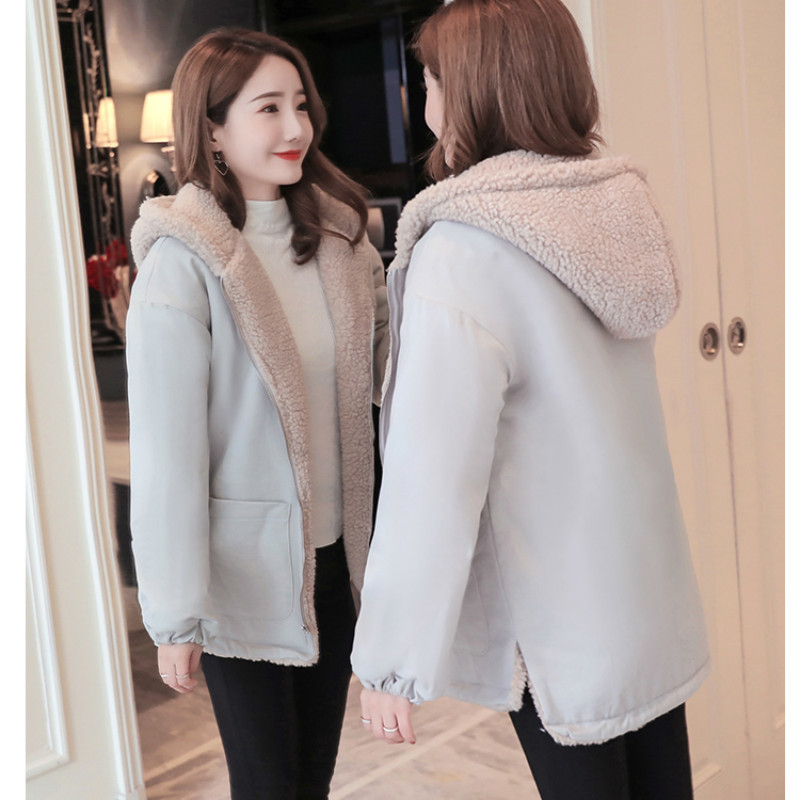 Image 5 - Winter Thicken Maternity Coats Fashion Baby Carrier Kangaroo  Jacket Clothes For Pregnant Women maternity coats Pregnancy CoatsCoats