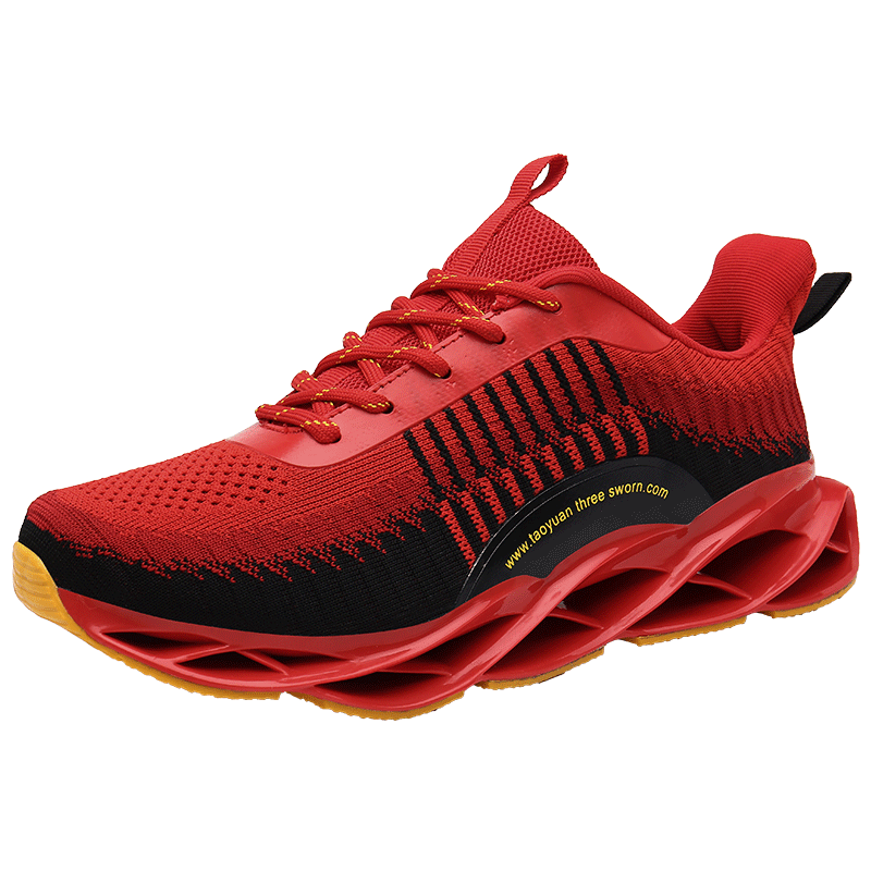 2020 Mesh Comfortable Sneakers Men Lace-up Breathable Chunky Shoes Men Summer Lightweight  Walking Men Casual Shoes Big Size 47
