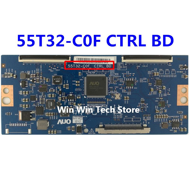 55T32-COF CTRL BD  Free Shipping 100% NEW Original 43inch 50inch 55inch For 55T32-COF CTRL BD 55T32-C0F