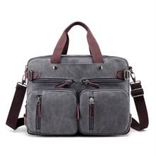 2020 homens lazer bolsa de lona multifuncional portátil crossbody bolsa de viagem sacos