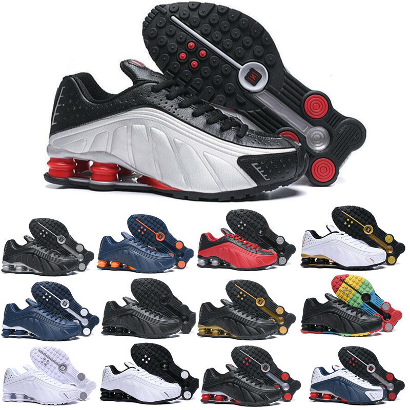 free shipping buy sale undefeated x Big Offer #075e - 2019 New Shox R4 Designers Mens Running Shoes ...