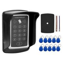 Access-Control-System Keypad-Keyboard Home-Lock-System RFID Outdoor with 10-Key Tag-Door-Opener