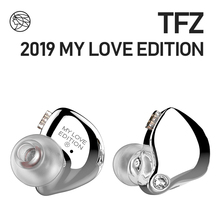TFZ In Ear Earphone,2 Magnetic Circuit Moving Coil Unit, Mylove Edition Heavy Bass Sound Quality Music Earphone 55Ω