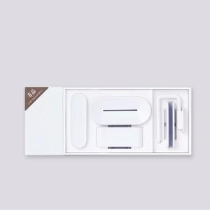 Image 3 - Youpin HL 5 IN 1 Gadgets for Bathroom Mobile Phone Holder Case Soapbox Toilet Roll Paper Holder For smart home D5#