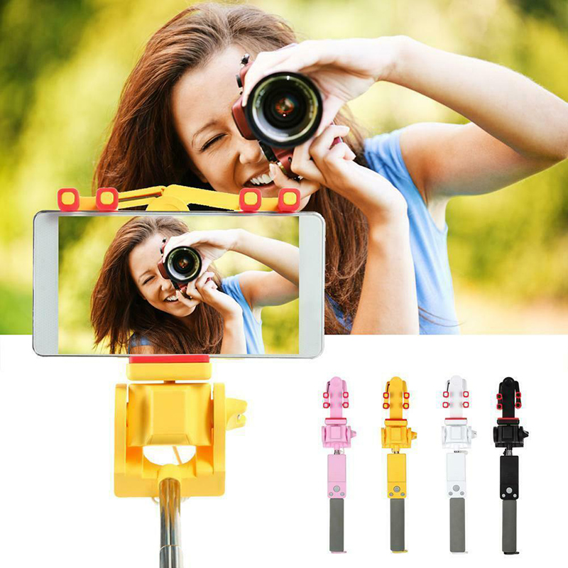 Vara para Telefones Universal Inteligente Girando Bluetooth rc Selfie Android Ios Dja99 360