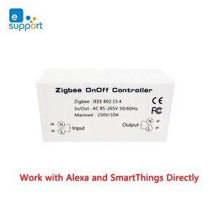 Image 1 - Пульт дистанционного управления Zigbee DIY, работает напрямую с Alexa и SmartThings, работает с ewelink hub