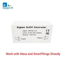 Zigbee DIY Switch Remote control work with Alexa and SmartThings directly,Work with ewelink hub