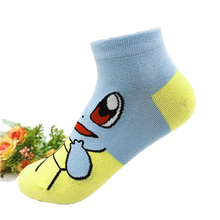 Hot Sale! Women Socks Funny Spring Summer And Autumn Cartoon Short Socks Ladies And Woman's Cotton Cute Cotton Ankle Socks