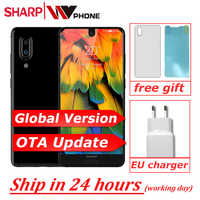 SHARP AQUOS C10 S2 SmartPhone Android 8.0 4 go + 64 go 5.5 ''FHD + Snapdragon 630 Octa Core Face ID NFC 12MP 2700mAh 4G