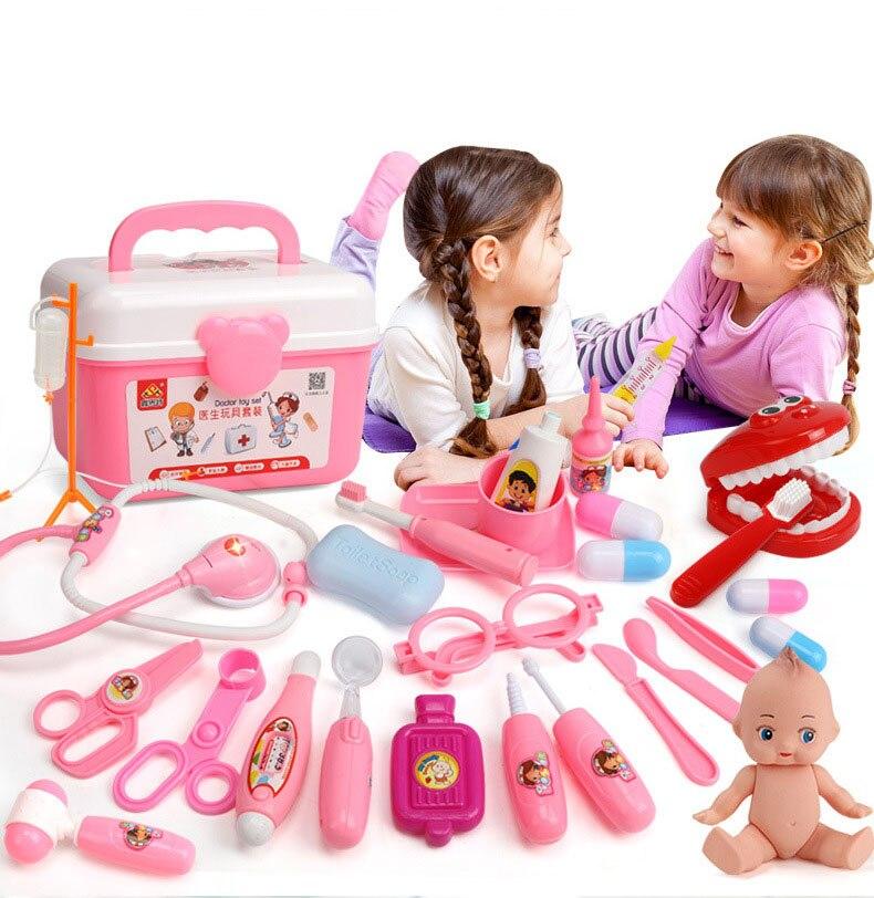 Brinquedo de família-acústico para crianças, 39 peças,