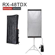 Falcon Eyes 4x2ft 300W LED Fotografia Camera Flexible Light Waterproof Continuous For Dslr Video Lighting Studio RX-48TDX