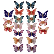 New Arrival Butterfly Hair Clip Beautiful Mini Accessories Styling Tools 10 Pairs Kids Gift