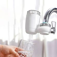 Faucet Mount Filter Long-lasting Filtration Water Filter System Parts for Home Restaurant Kitchen Bathroom Water Clean