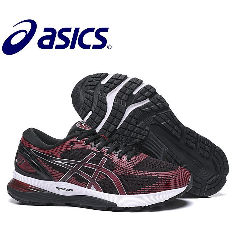 2019 Original Mens Asics Running Shoes New Arrivals Gel-NIMBUS 21 Sports Size Eur 40-45 Gel Nimbus