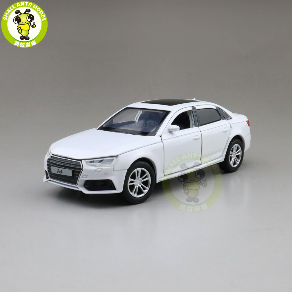 1/32 JACKIEKIM A4 A4L Sedan Diecast Model CAR Toys For Kids Boys Girls Gifts