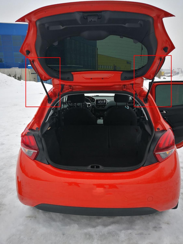 Купить углеродное волокно для хэтчбека peugeot 208 2019 2020 автомобильный