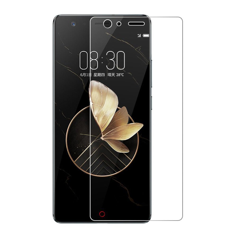 Tempered Glass For Zte Nubia Z18 Mini Z17 MiniS Z11 M2 Lite N2 Play N3 Screen Protector on Z 11 17 18 Protective Glass(China)