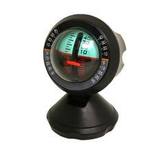 1 шт., Измеритель угла наклона, измеритель уровня, инструмент для поиска, градиентный балансир, автомобильный инклинометр, градиометр для автомобилей, мотоциклов